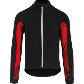 assos Mille GT Jacket Ultraz Na zimę Mężczyźni, national red